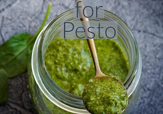 It's time for Pesto!